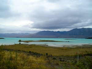 Lake Tekapo, New Zealand-Aotearoa