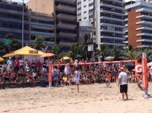 Futevôlei, praia de Ipanema