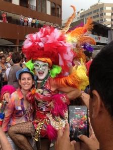 Carnaval de rua 2013, Banda de Ipanema