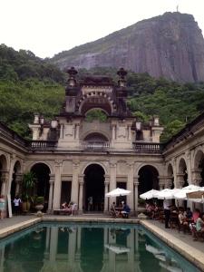 Solar Henrique Lage, Parque Lage