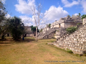 Ek Balam, Yucatán. México